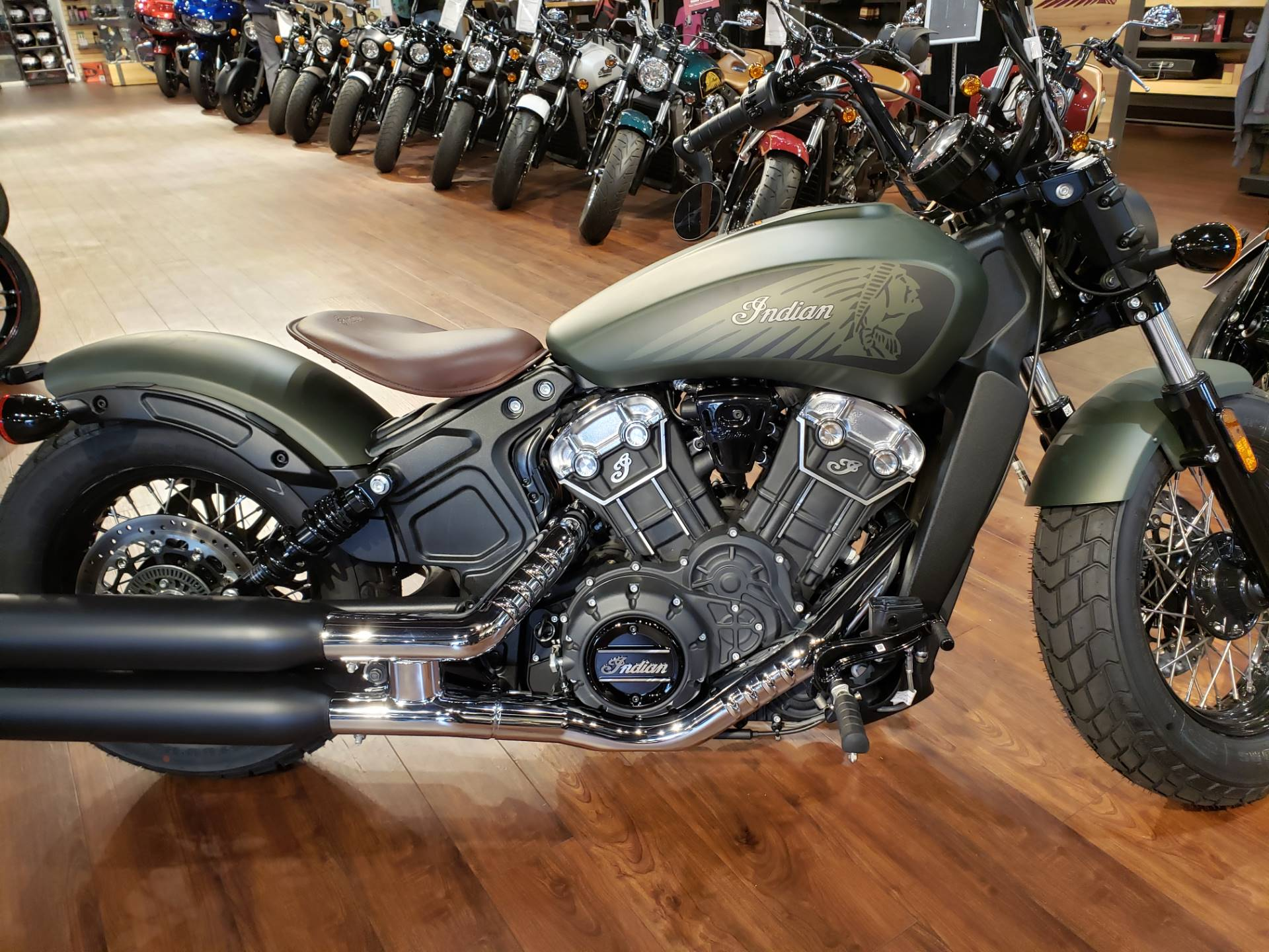2020 Indian Scout® Bobber Twenty ABS in San Diego, California - Photo 4