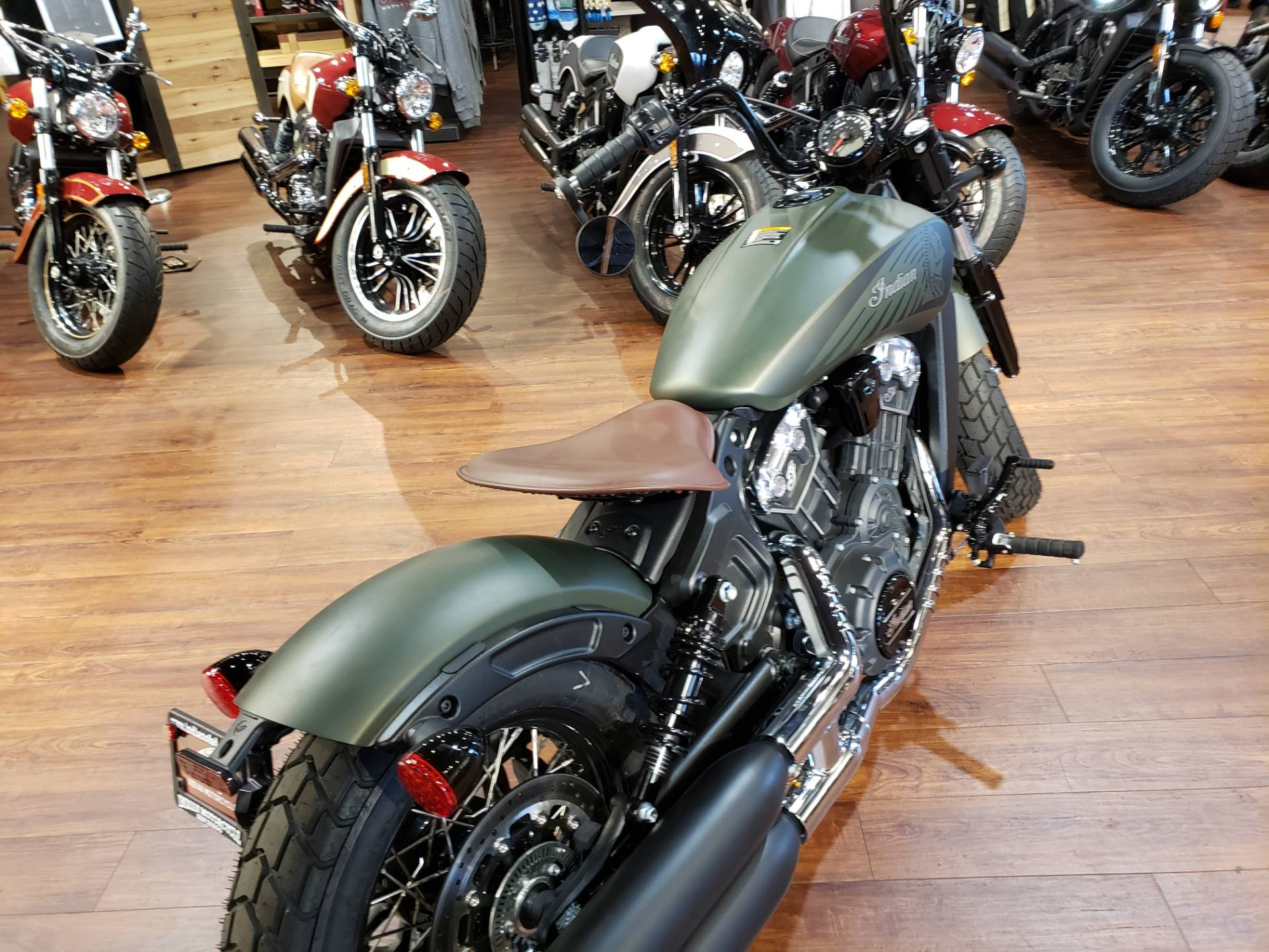 2020 Indian Scout® Bobber Twenty ABS in San Diego, California - Photo 6