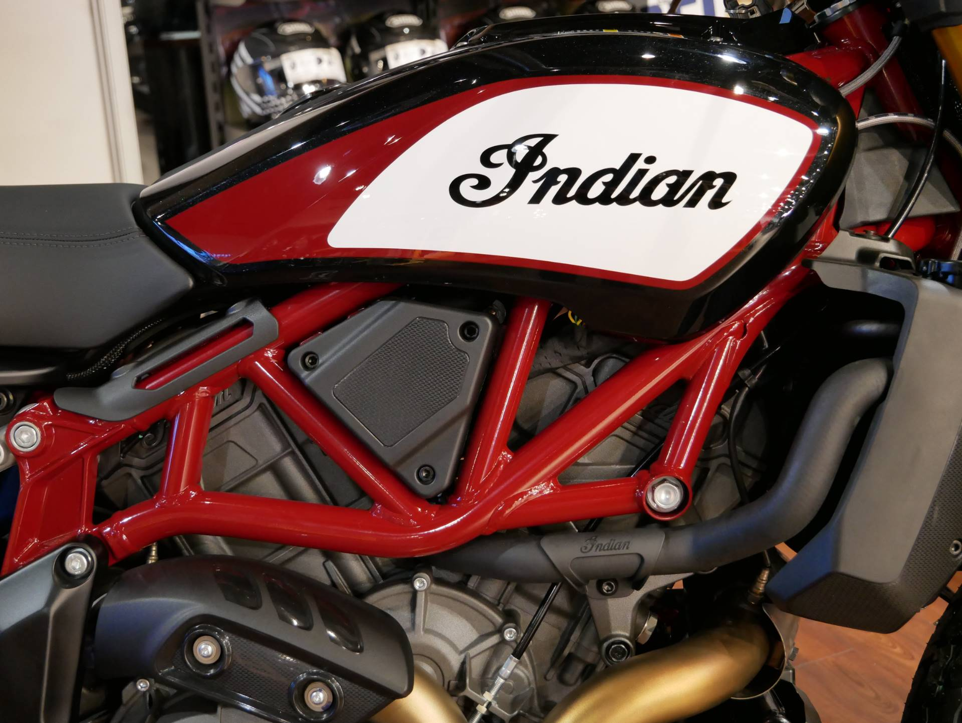 2019 Indian FTR™ 1200 S in San Diego, California - Photo 4
