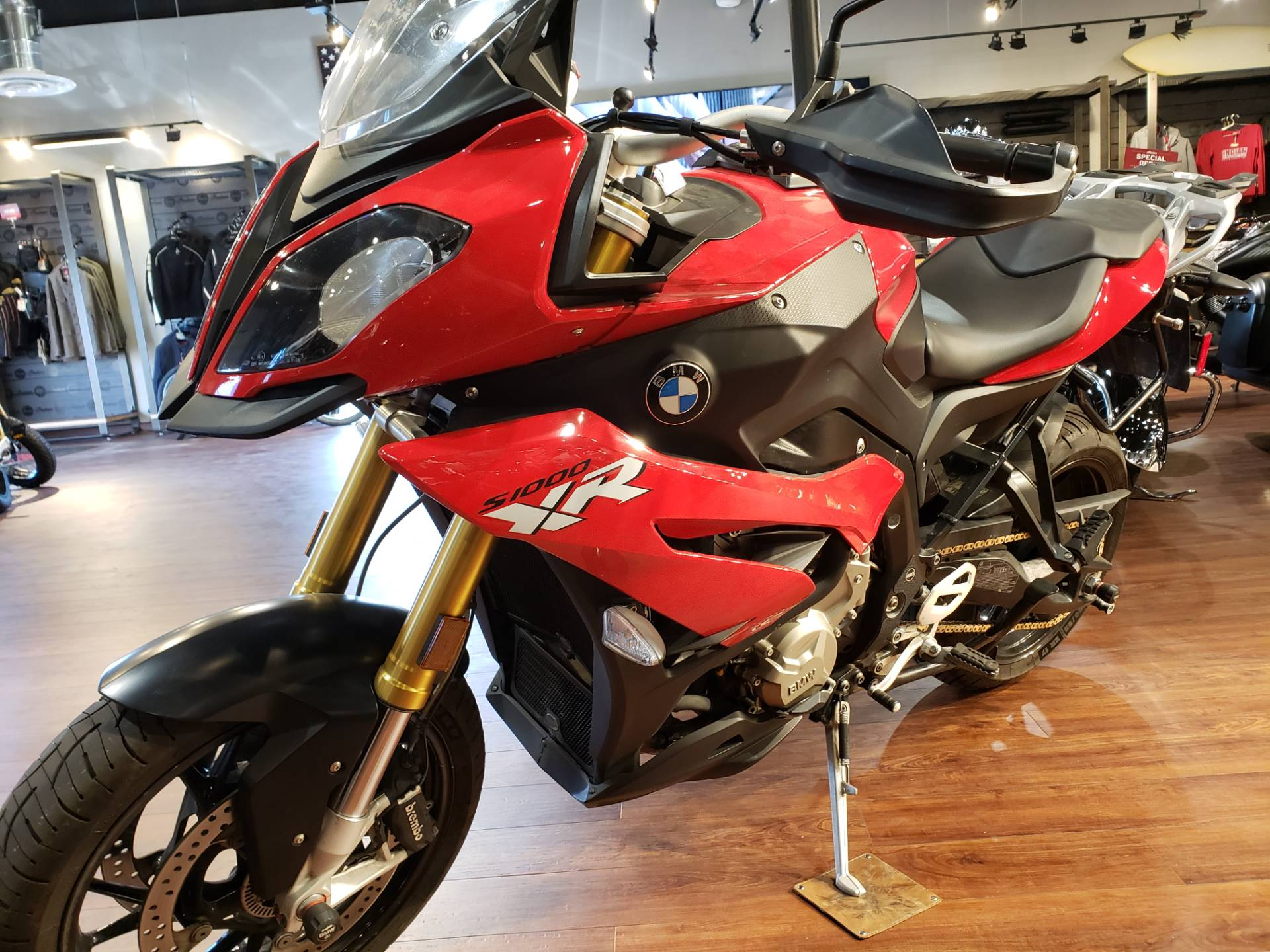 2016 BMW S 1000 XR in San Diego, California - Photo 2