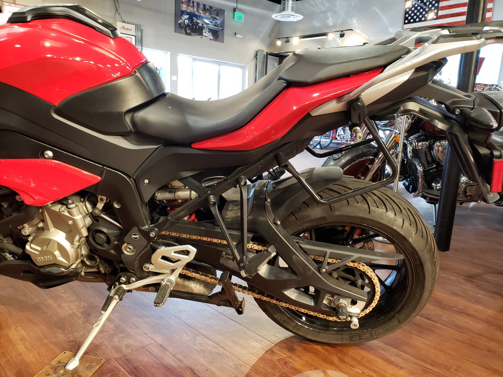 2016 BMW S 1000 XR in San Diego, California - Photo 6