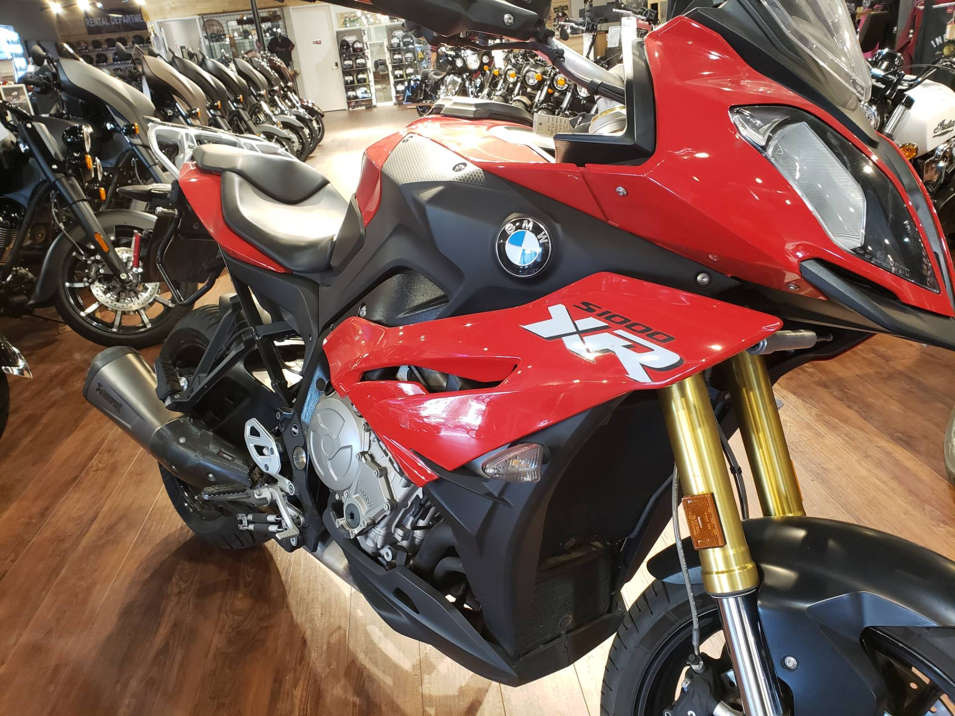 2016 BMW S 1000 XR in San Diego, California - Photo 9