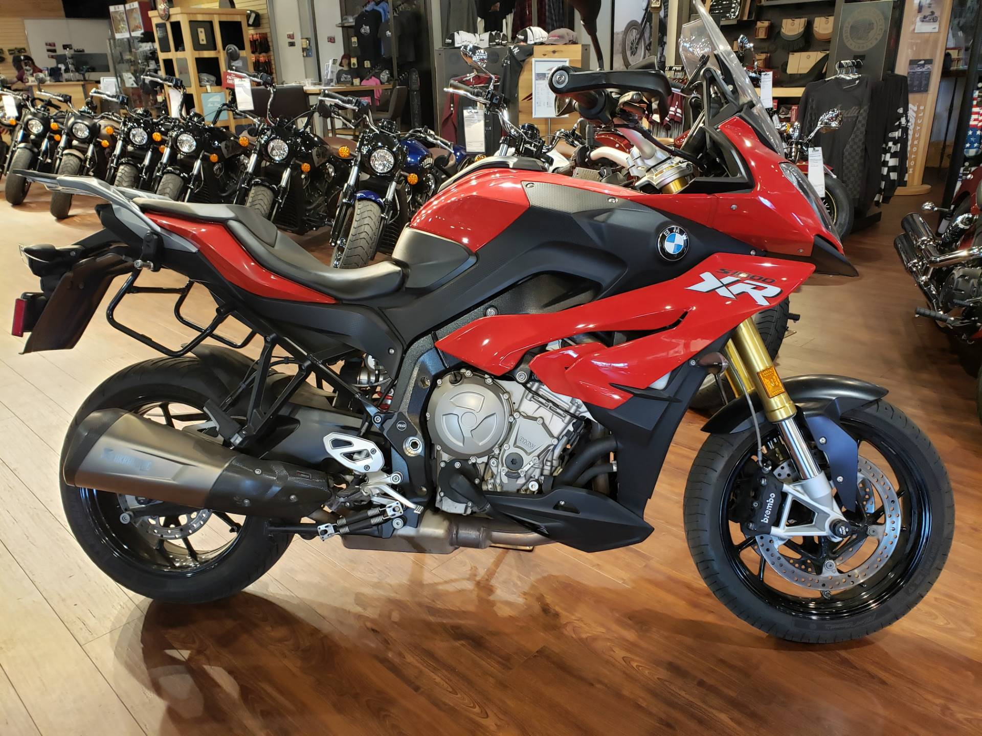 2016 BMW S 1000 XR in San Diego, California - Photo 10