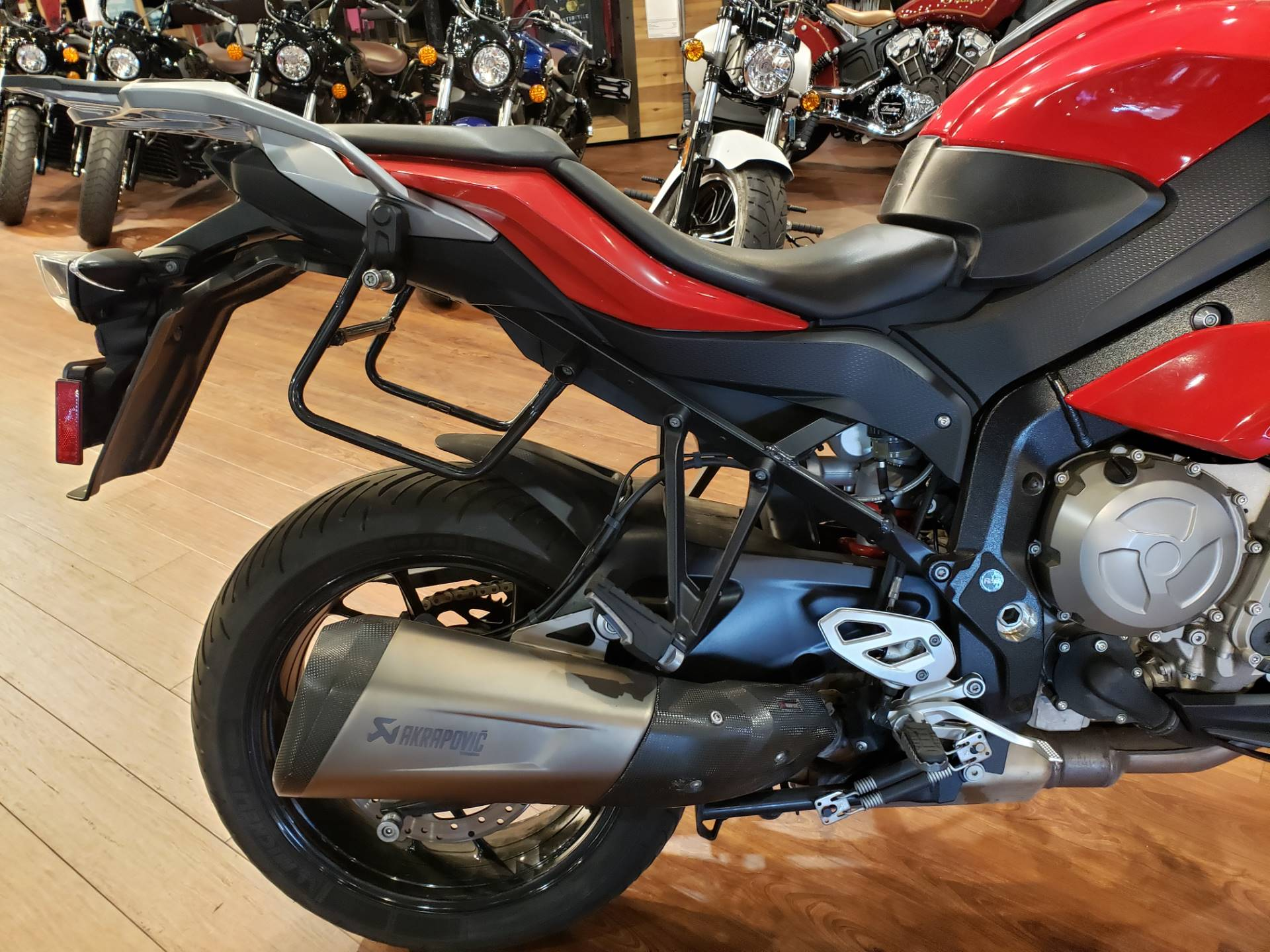 2016 BMW S 1000 XR in San Diego, California - Photo 11