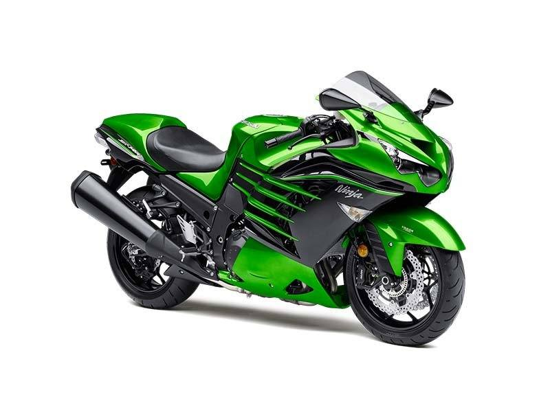 2015 Kawasaki Ninja® ZX™-14R ABS in Pahrump, Nevada - Photo 1