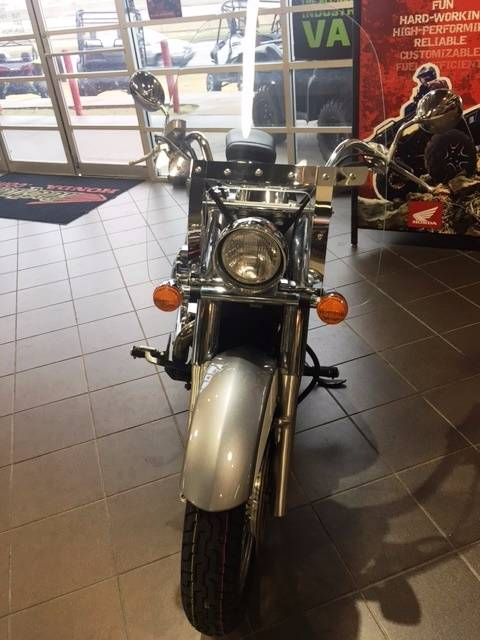 2007 Honda Shadow Aero® in Rockwall, Texas