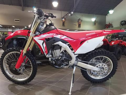 2017 Honda CRF450RX in Rockwall, Texas