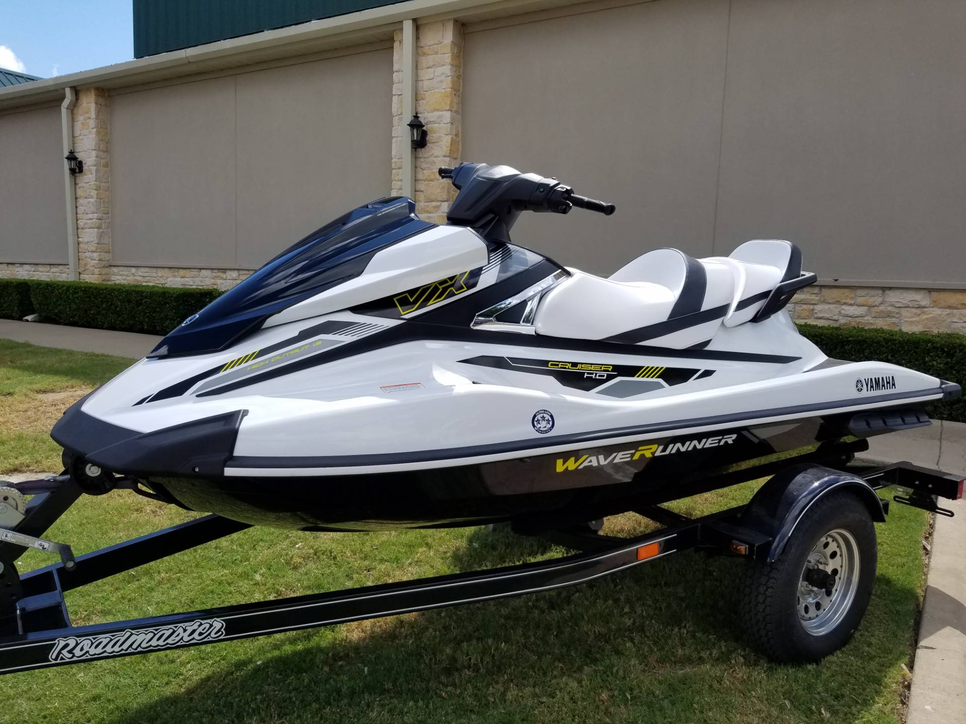 2017 Yamaha VX Cruiser HO for sale 10892