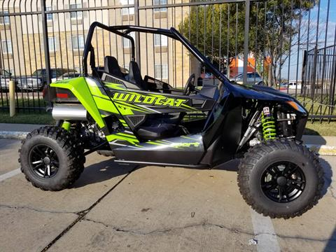 2017 Arctic Cat Wildcat Sport XT EPS in Rockwall, Texas