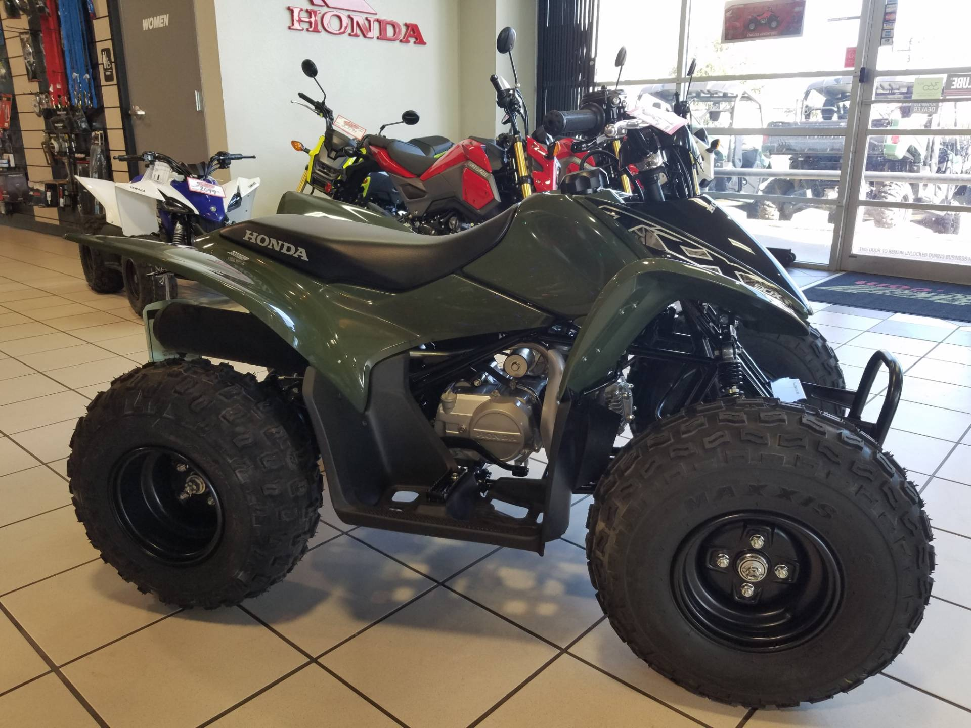 2017 Honda TRX90X in Rockwall, Texas