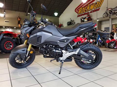 2017 Honda Grom in Rockwall, Texas