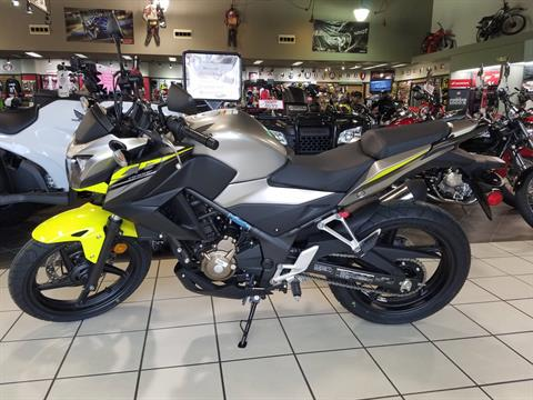 2017 Honda CB300F ABS in Rockwall, Texas