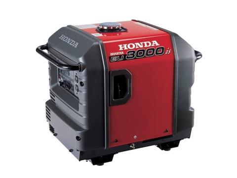2015 Honda Power Equipment EU3000iS in Rockwall, Texas