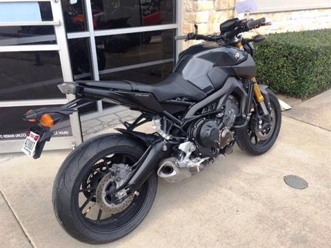 2014 Yamaha FZ-09 in Rockwall, Texas