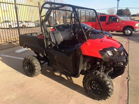 2015 Honda Pioneer™ 700 in Rockwall, Texas