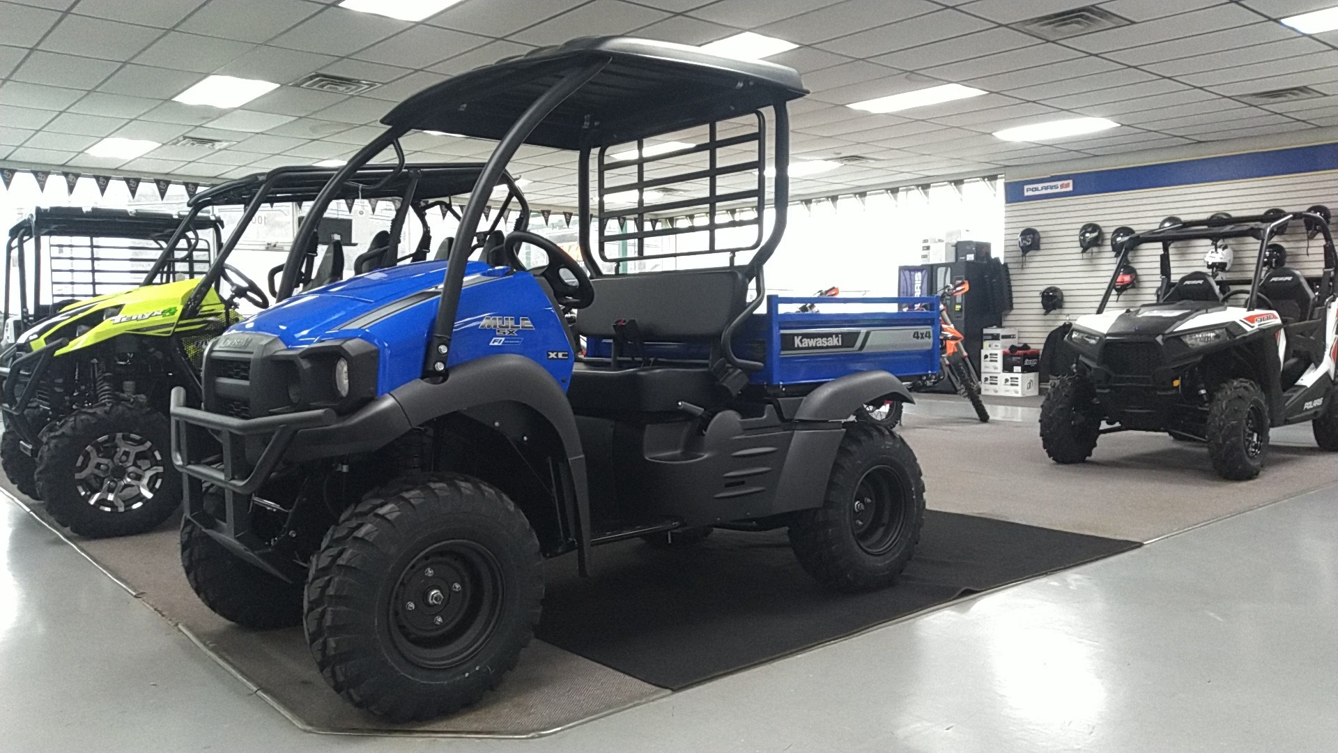 2021 Kawasaki Mule SX 4X4 XC FI in Dalton, Georgia - Photo 1