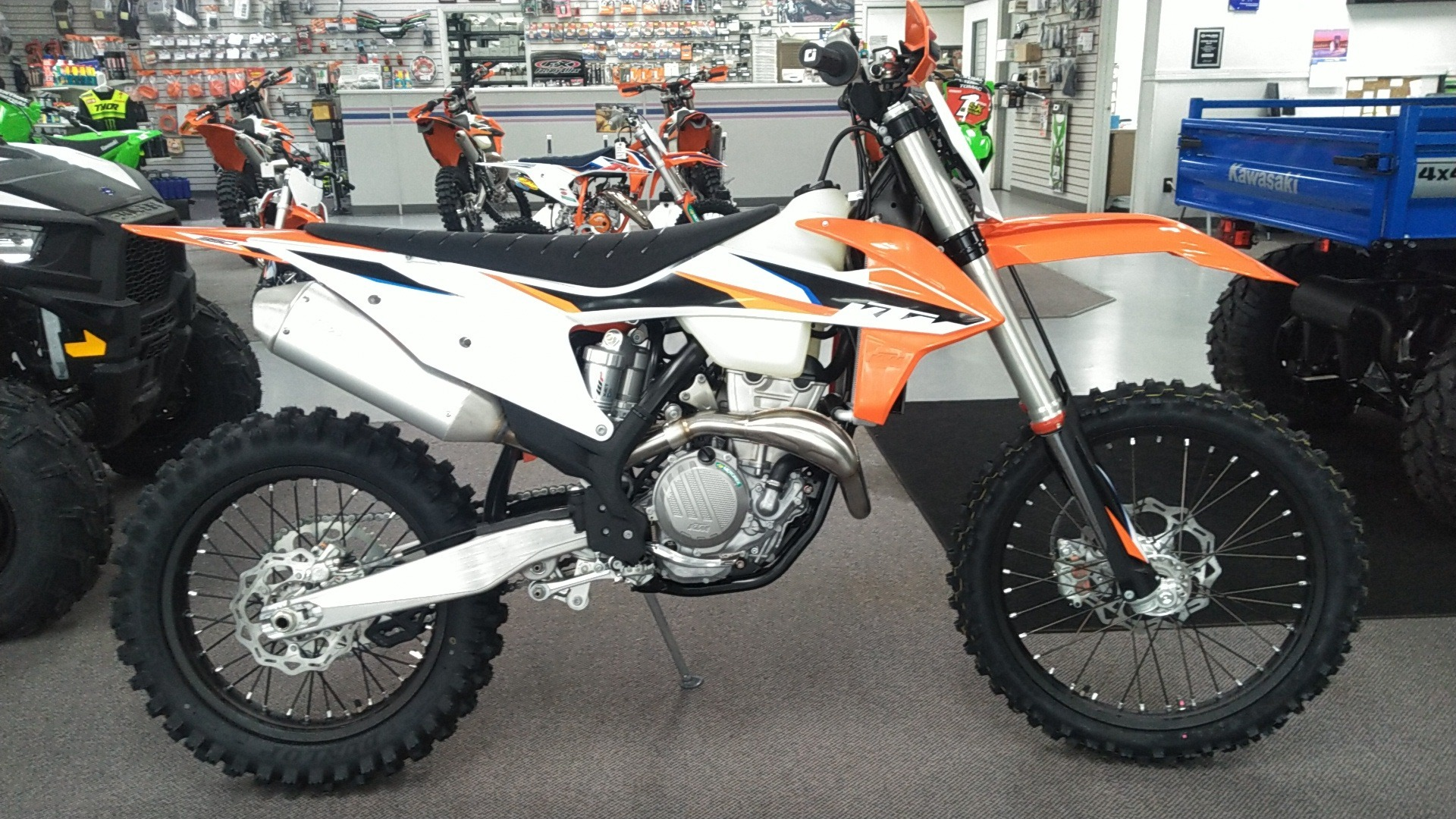 2021 KTM 350 XC-F in Dalton, Georgia - Photo 1