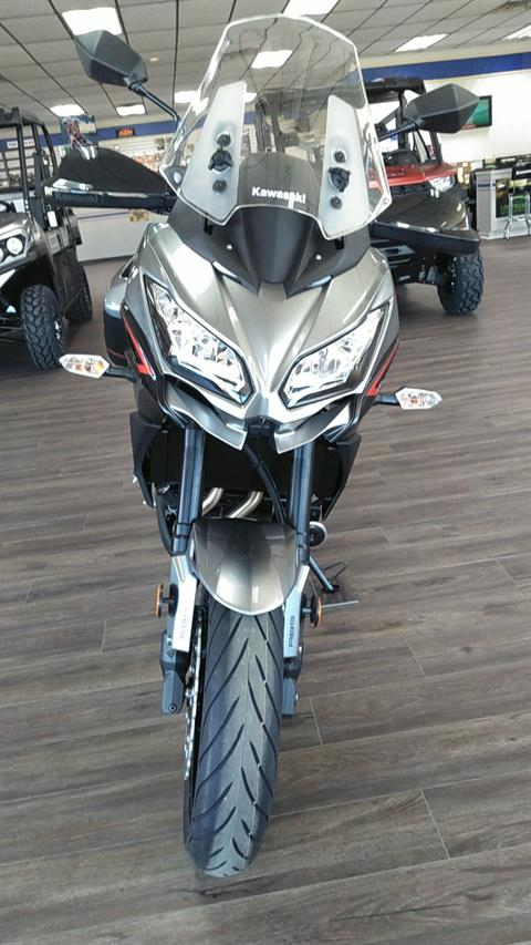 2021 Kawasaki Versys 650 LT in Dalton, Georgia - Photo 2