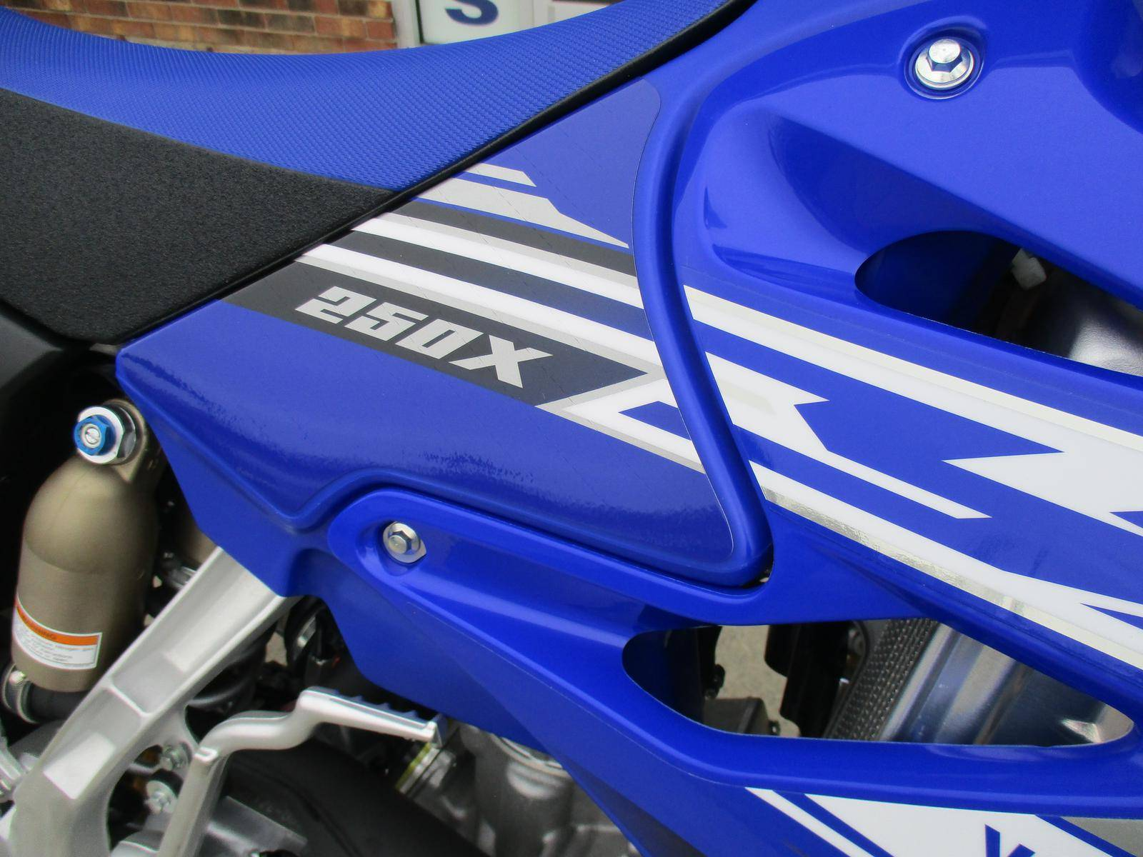 2019 Yamaha YZ250X in Hendersonville, North Carolina - Photo 2