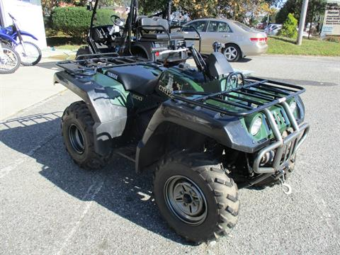 1998 Yamaha Grizzly 600 in Hendersonville, North Carolina