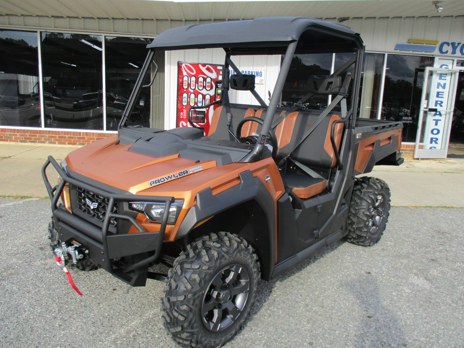 2019 Textron Off Road Prowler Pro Ranch Edition in Hendersonville, North Carolina