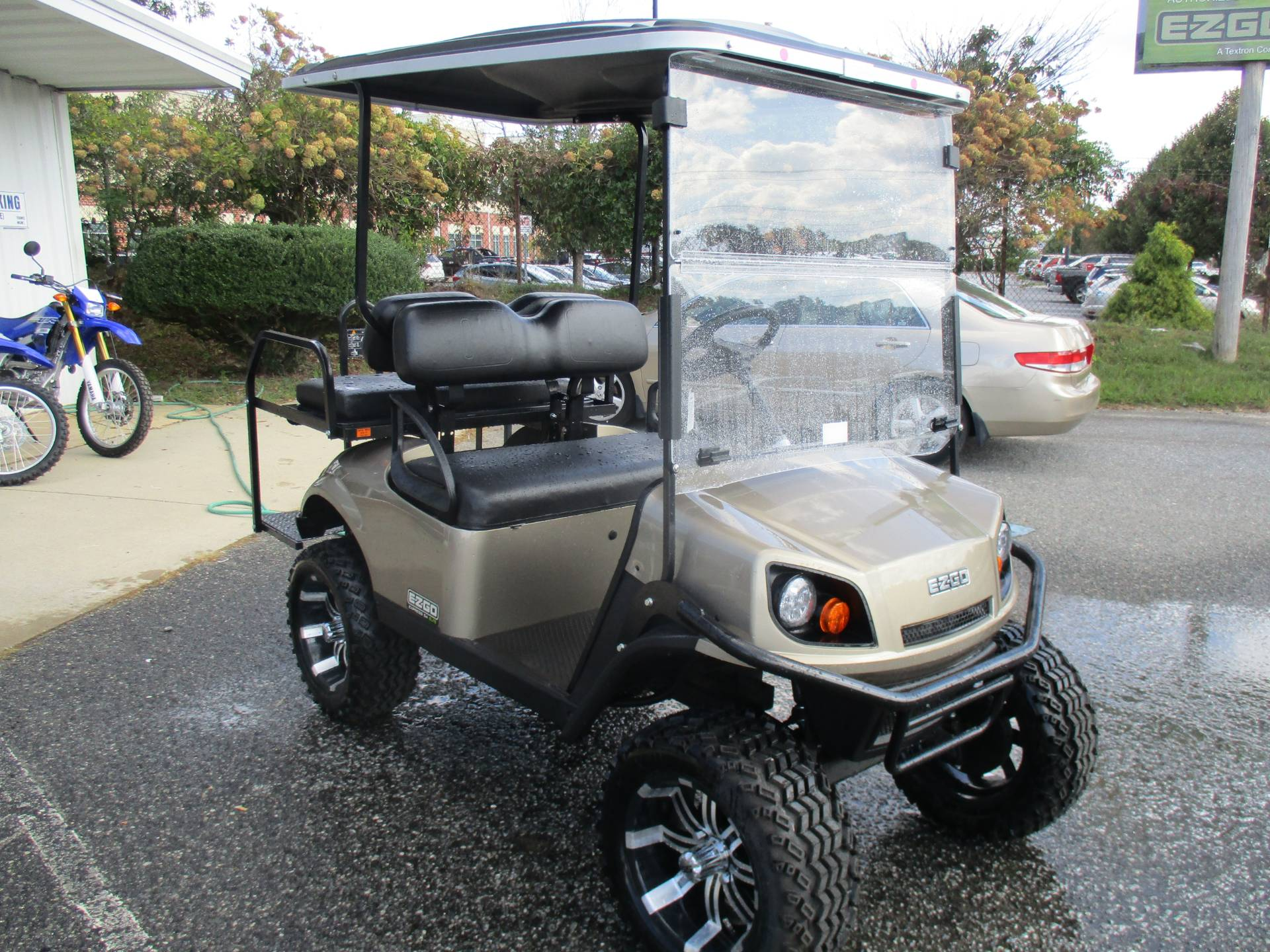 2020 E-Z-GO Express S4 Electric Elite 2.0 in Hendersonville, North Carolina - Photo 1