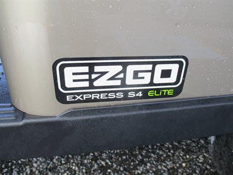 2020 E-Z-GO Express S4 Electric Elite 2.0 in Hendersonville, North Carolina - Photo 4