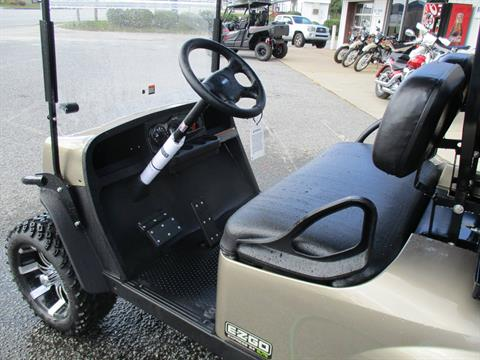 2020 E-Z-GO Express S4 Electric Elite 2.0 in Hendersonville, North Carolina - Photo 7