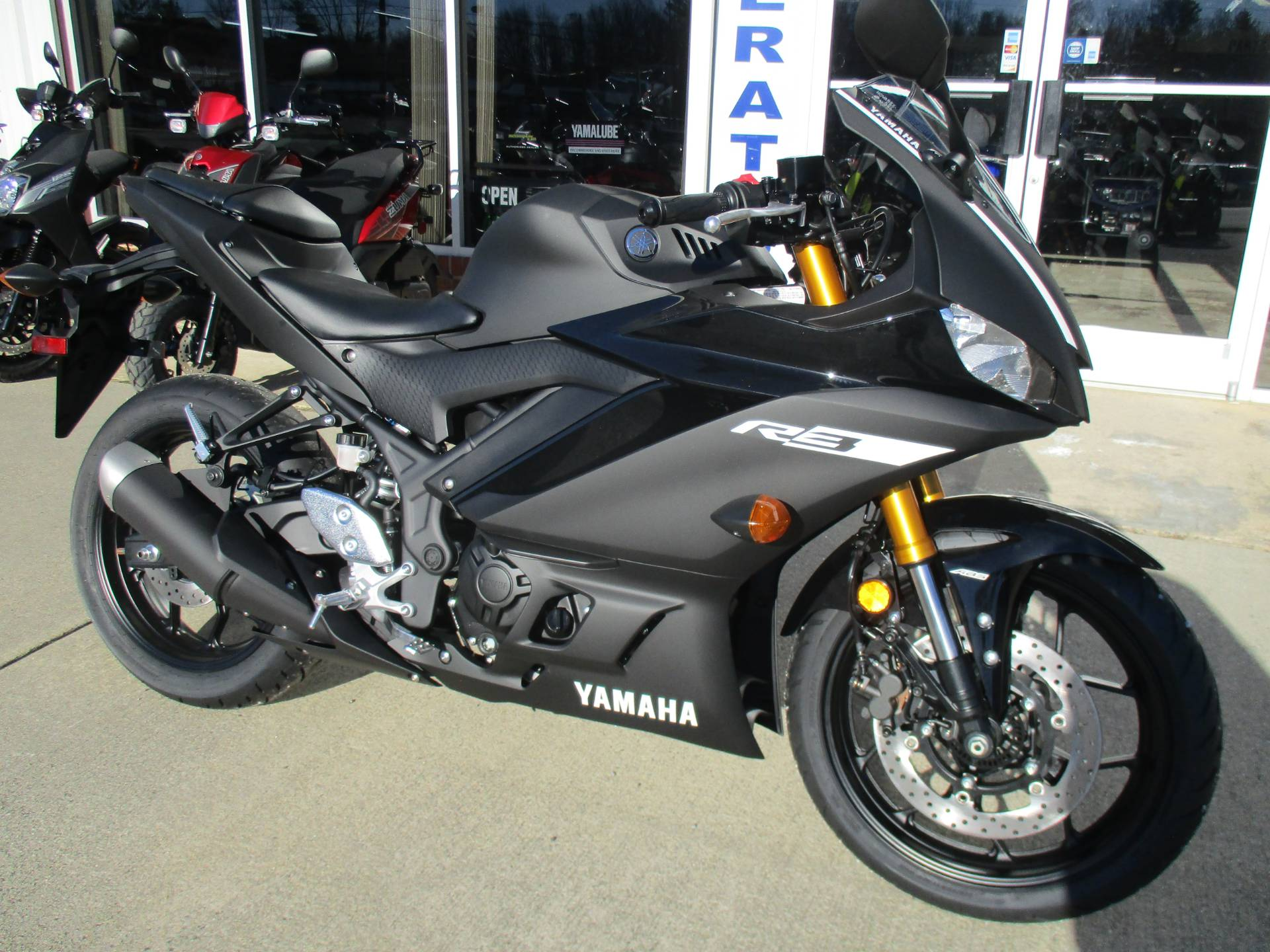2019 Yamaha Yzf R3 Abs In Hendersonville North Carolina