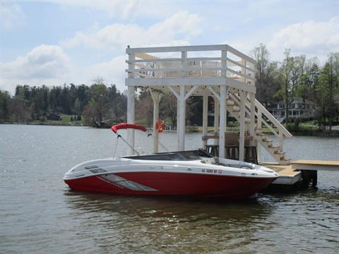 2008 Yamaha 212SS in Hendersonville, North Carolina