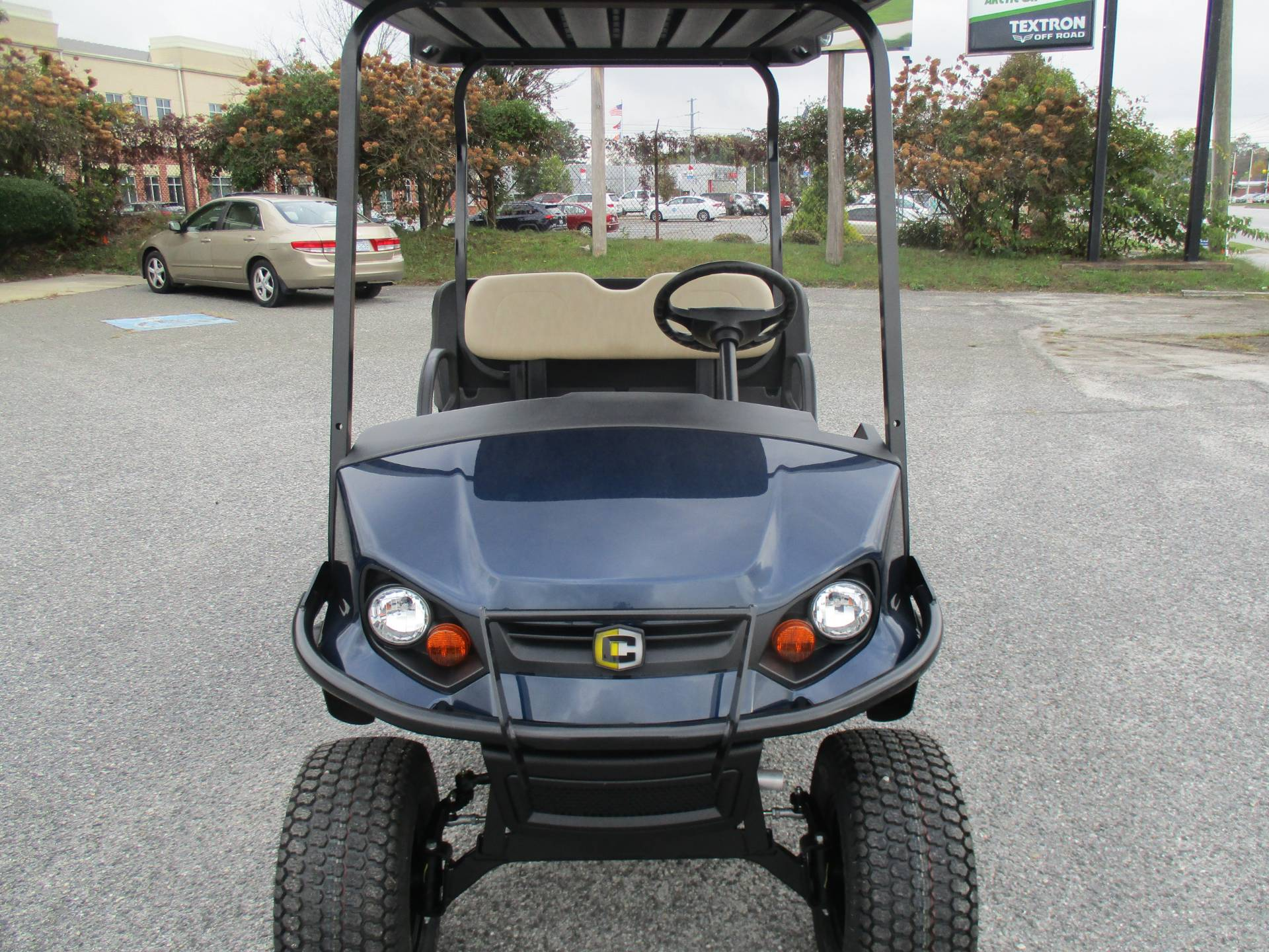 2020 Cushman Hauler 1200X Gas in Hendersonville, North Carolina - Photo 8