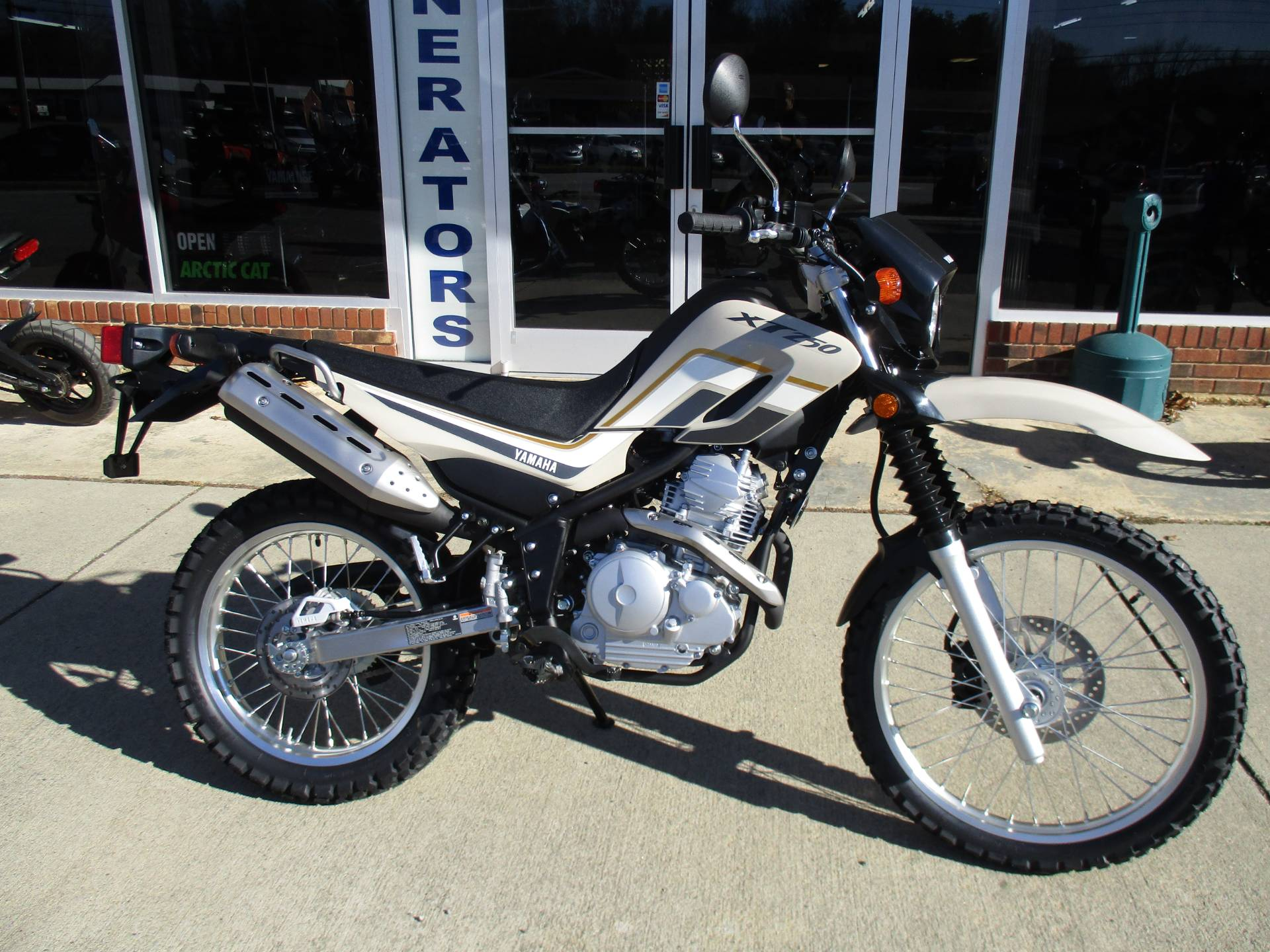2019 Yamaha XT250 in Hendersonville, North Carolina