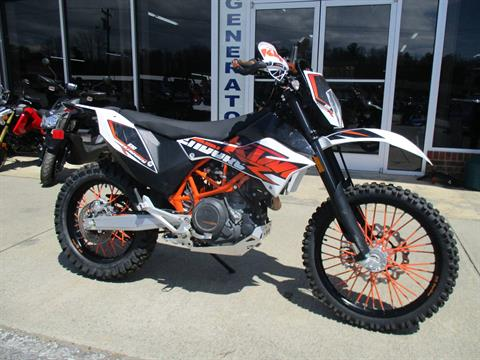 2017 KTM 690 Enduro R in Hendersonville, North Carolina