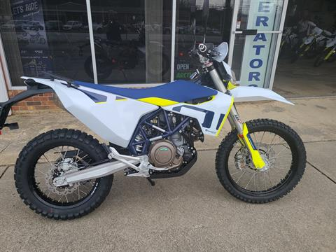 2021 Husqvarna 701 Enduro in Hendersonville, North Carolina