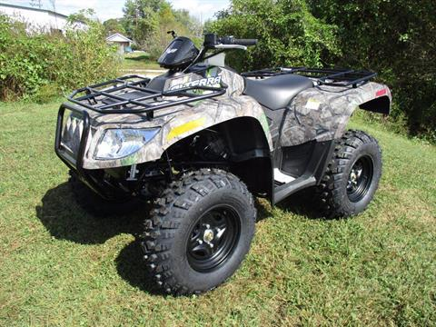 2018 Textron Off Road Alterra VLX 700 in Hendersonville, North Carolina