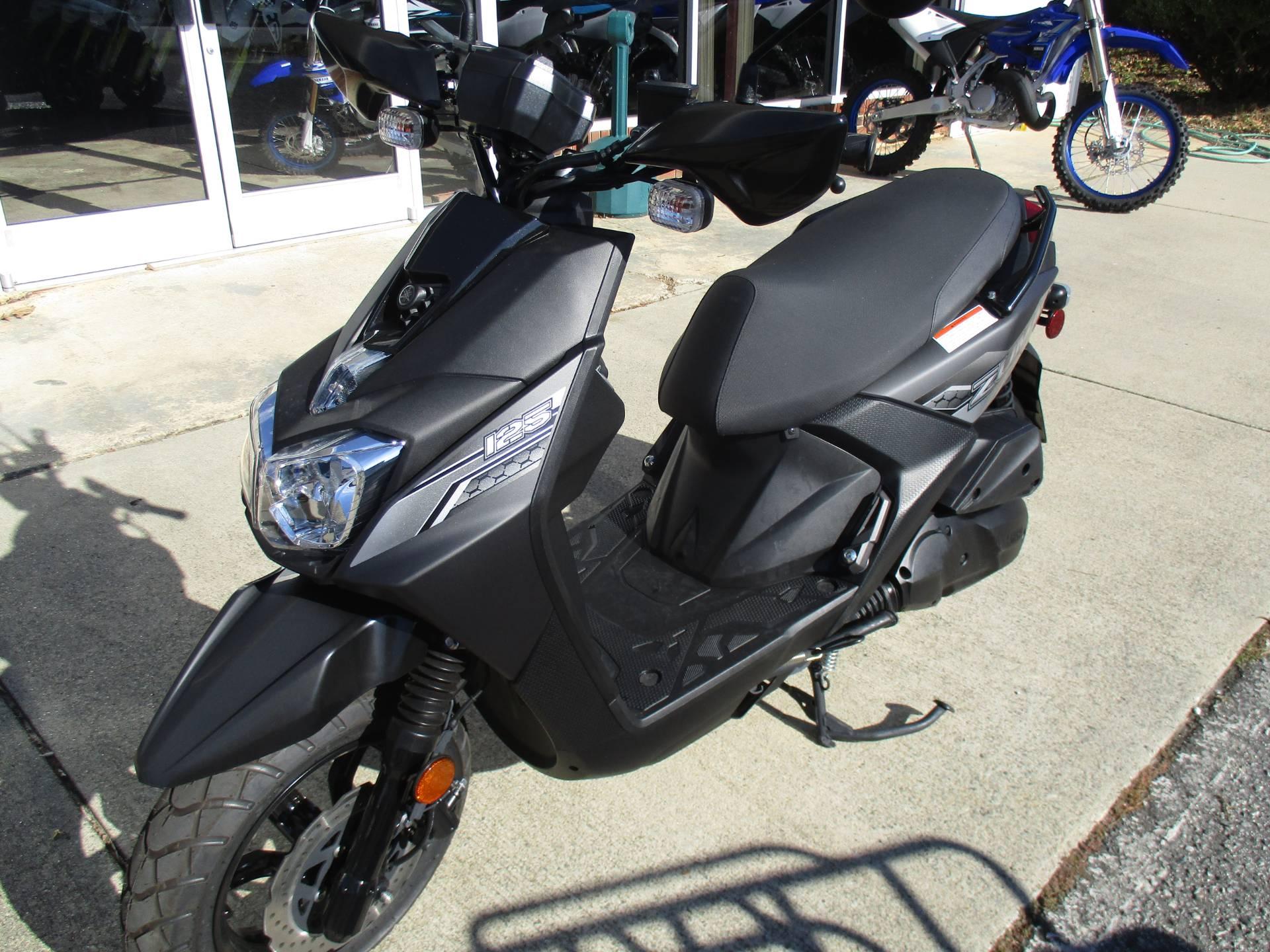 Yamaha scooty new model 2019