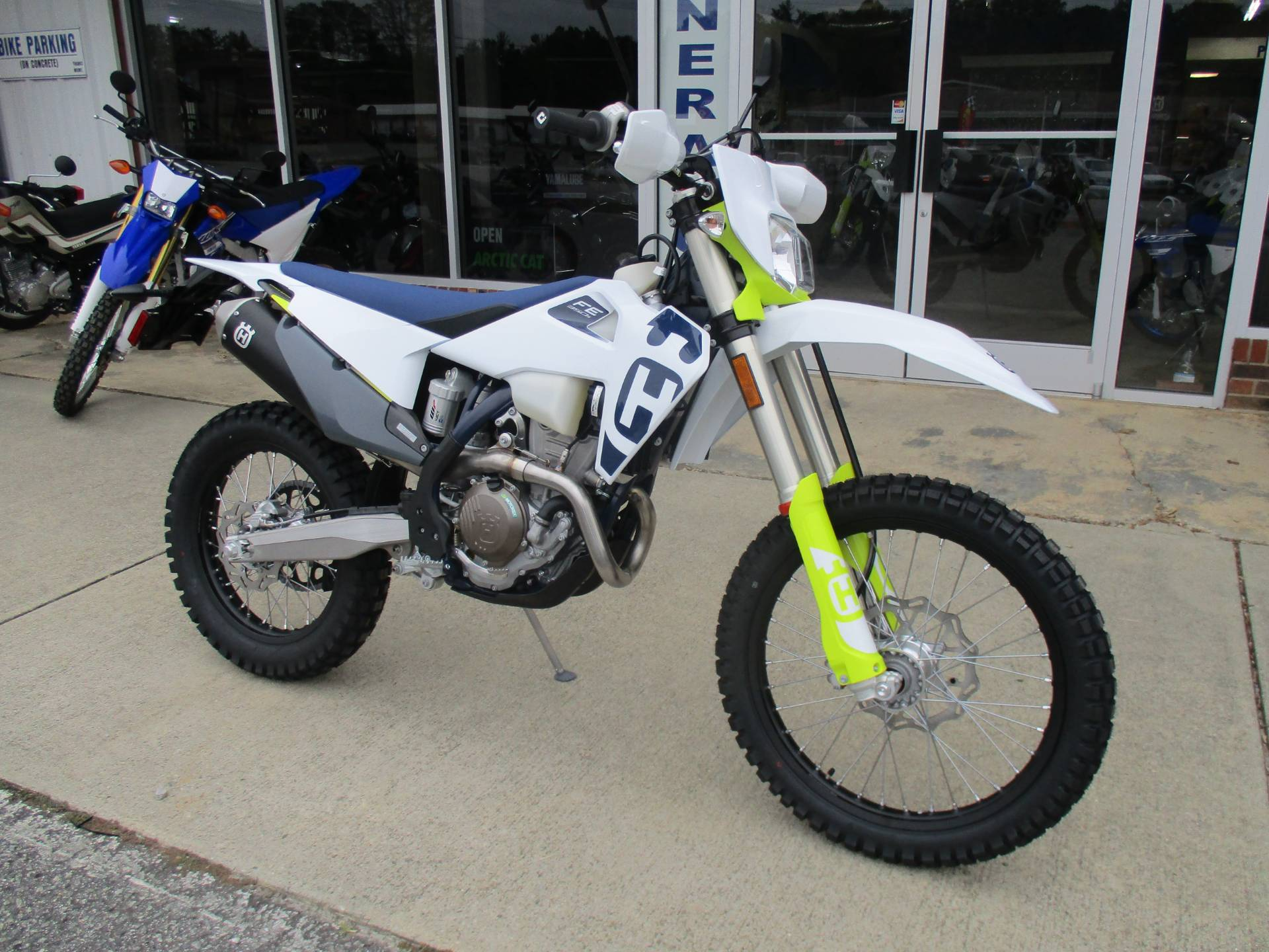 2020 Husqvarna FE 350s in Hendersonville, North Carolina - Photo 1