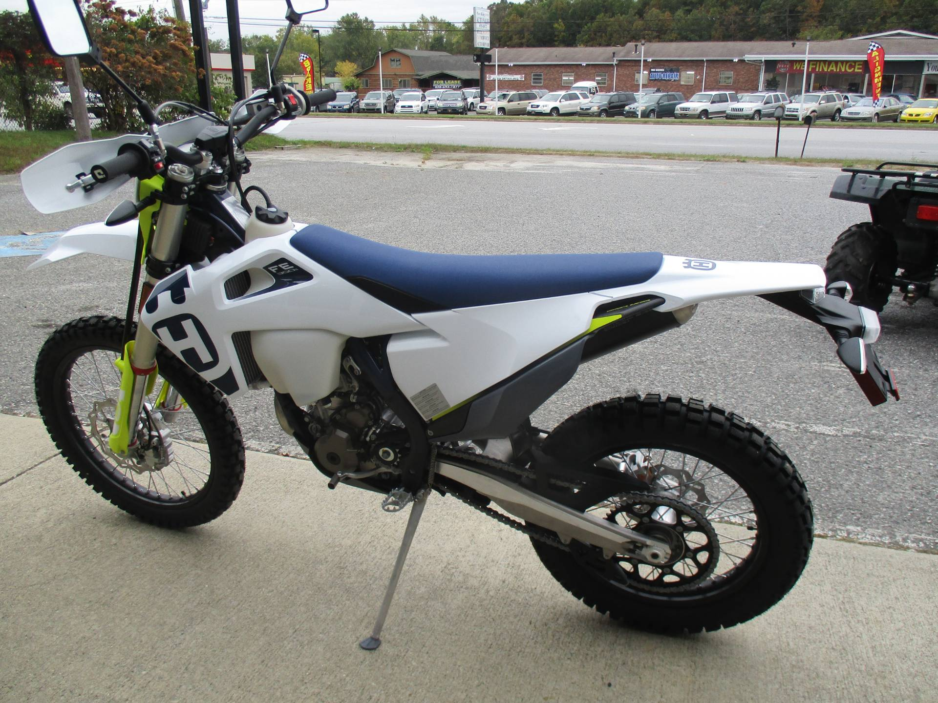 2020 Husqvarna FE 350s in Hendersonville, North Carolina - Photo 5