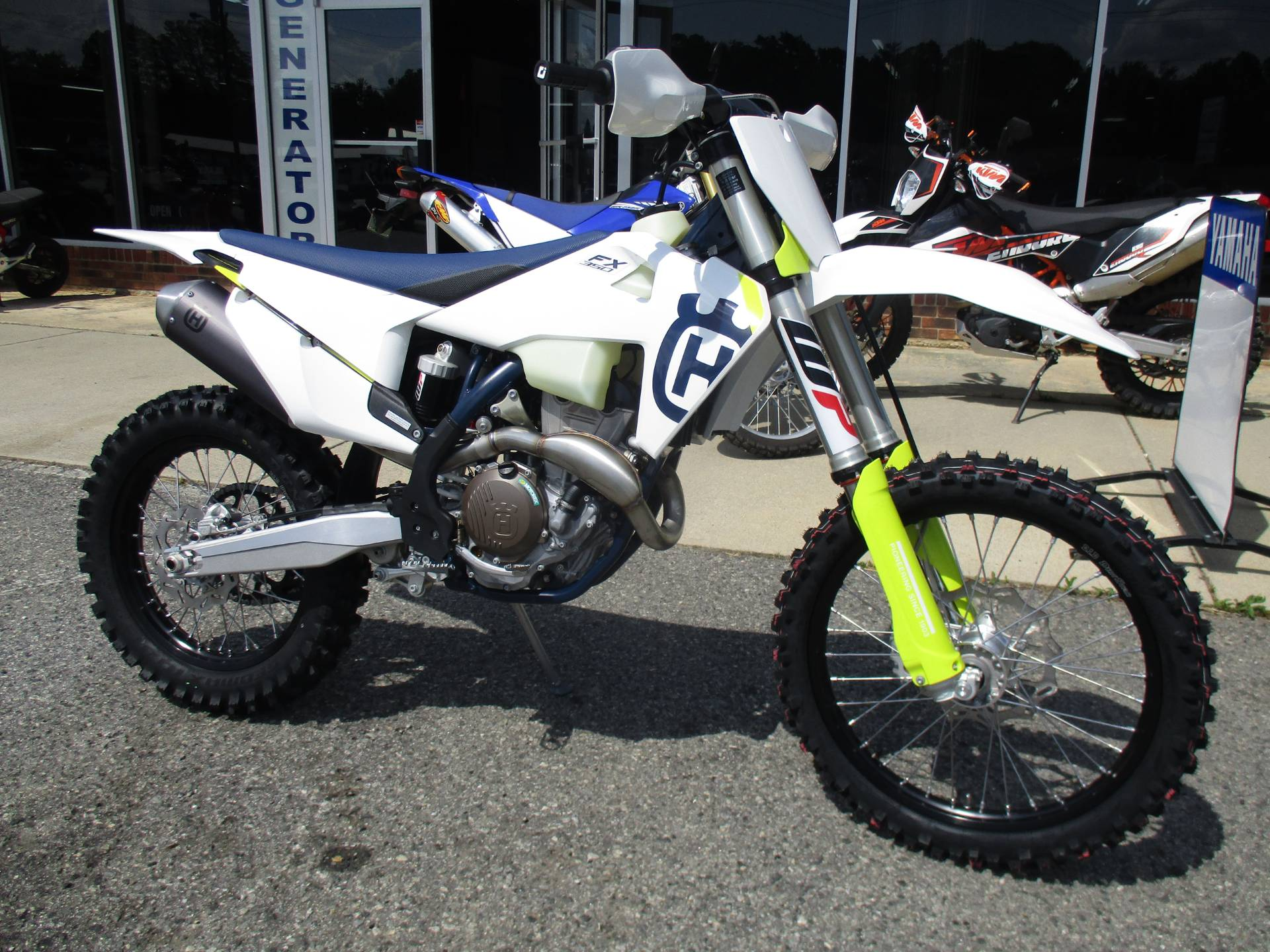 2019 Husqvarna FX 350 in Hendersonville, North Carolina - Photo 1