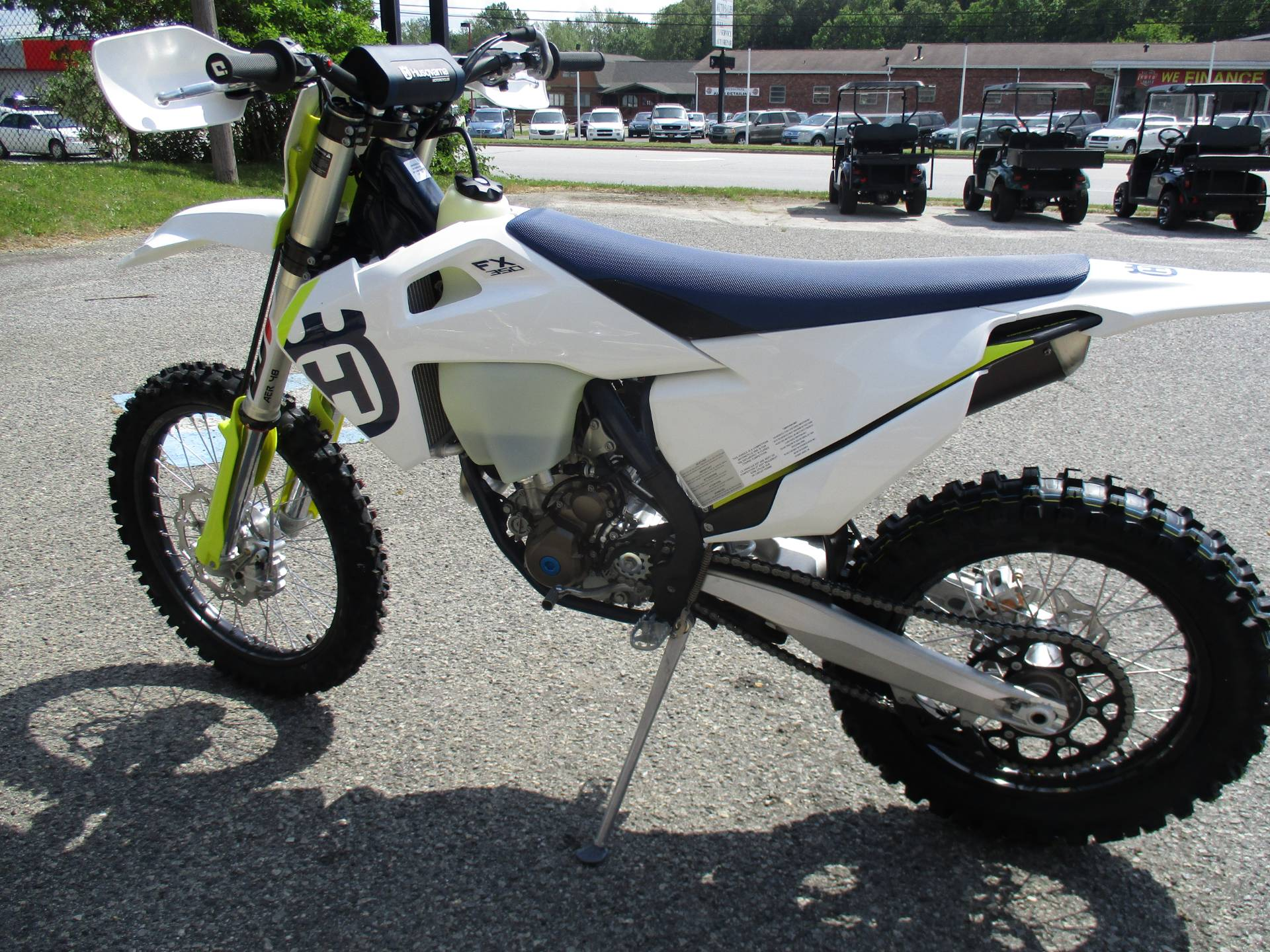2019 Husqvarna FX 350 in Hendersonville, North Carolina - Photo 5