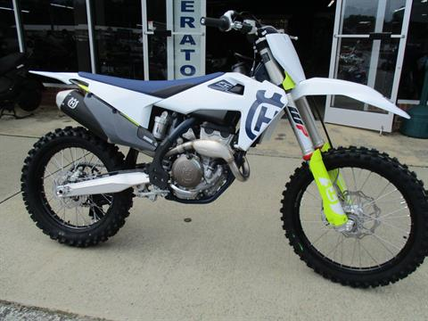2020 Husqvarna FC 250 in Hendersonville, North Carolina