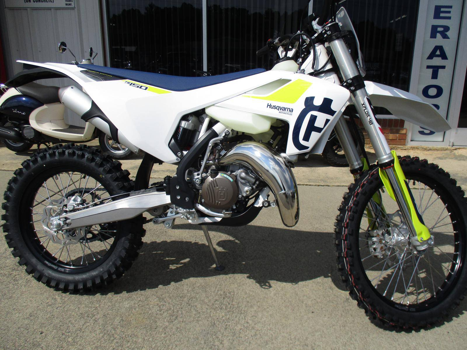 2019 Husqvarna TE 150 in Hendersonville, North Carolina