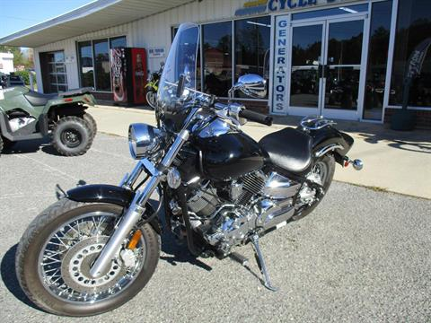 2007 Yamaha V Star® 1100 Custom in Hendersonville, North Carolina