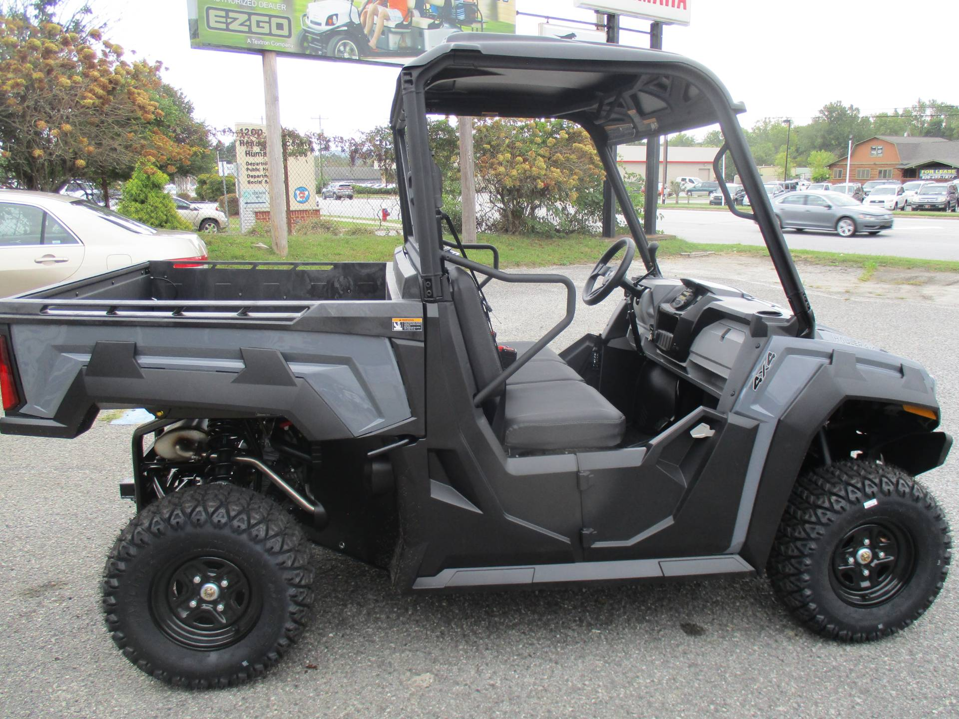 2020 Cushman Hauler 4x4 in Hendersonville, North Carolina - Photo 10