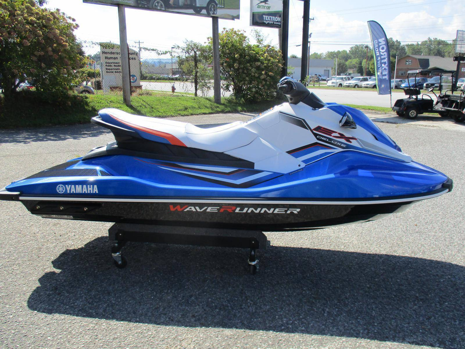 2019 Yamaha EX Deluxe in Hendersonville, North Carolina - Photo 4