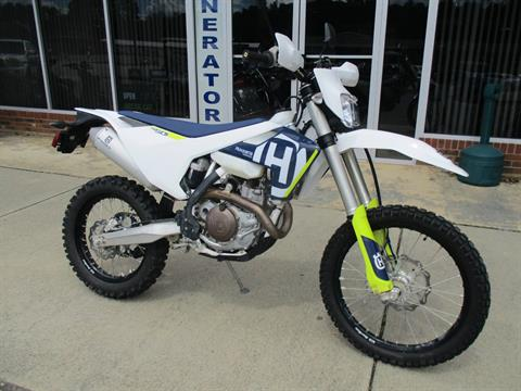 2018 Husqvarna FE 501 in Hendersonville, North Carolina