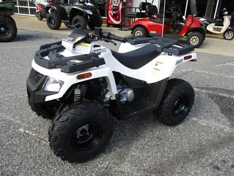 2018 Textron Off Road Alterra 90 in Hendersonville, North Carolina