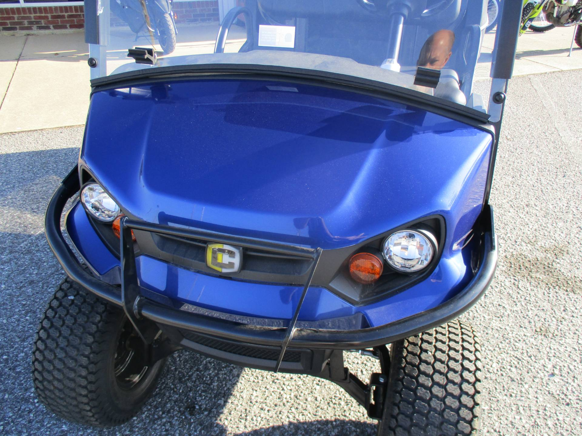 2020 Cushman Hauler 1200X Gas in Hendersonville, North Carolina - Photo 2