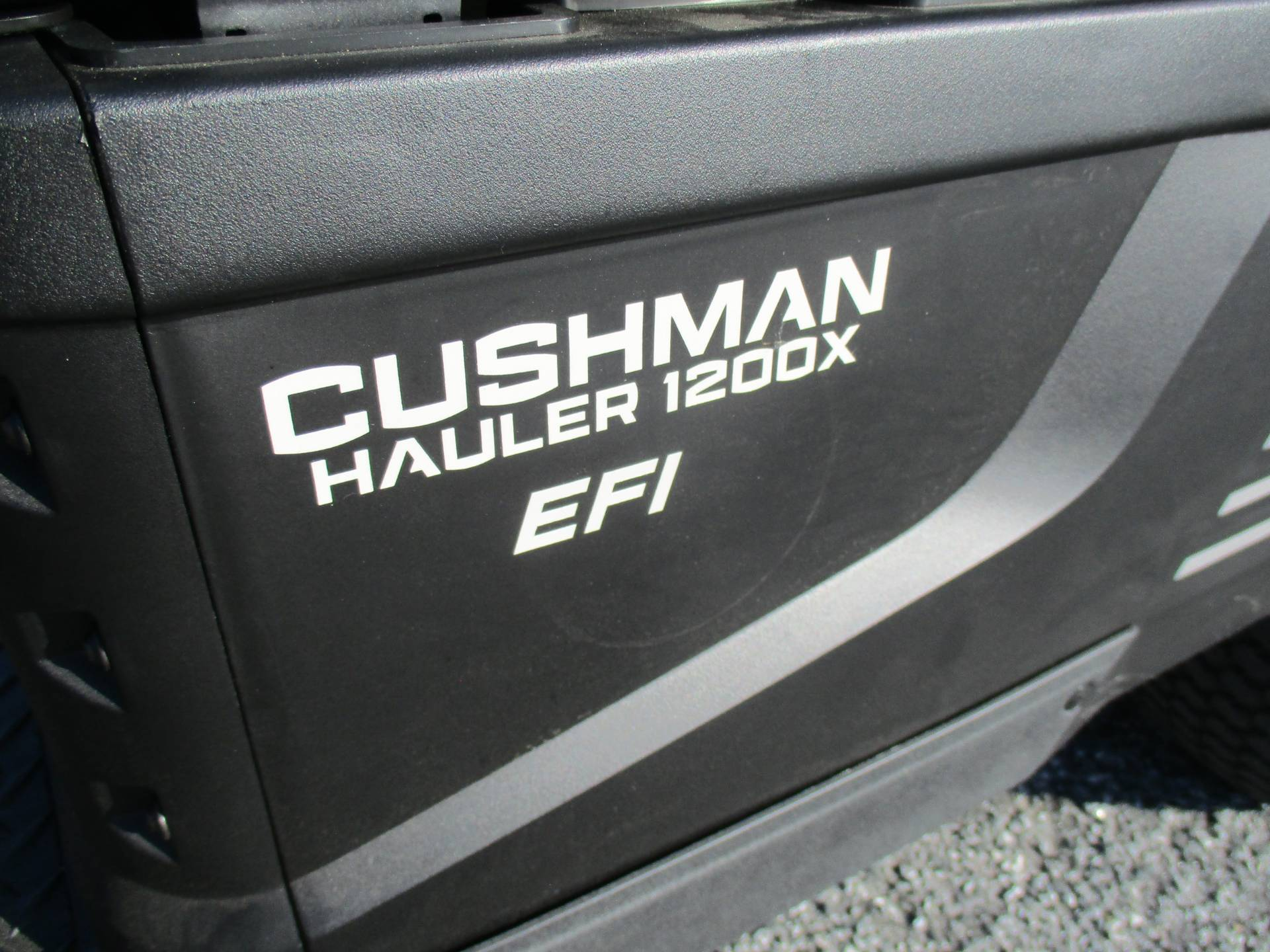2020 Cushman Hauler 1200X Gas in Hendersonville, North Carolina - Photo 4