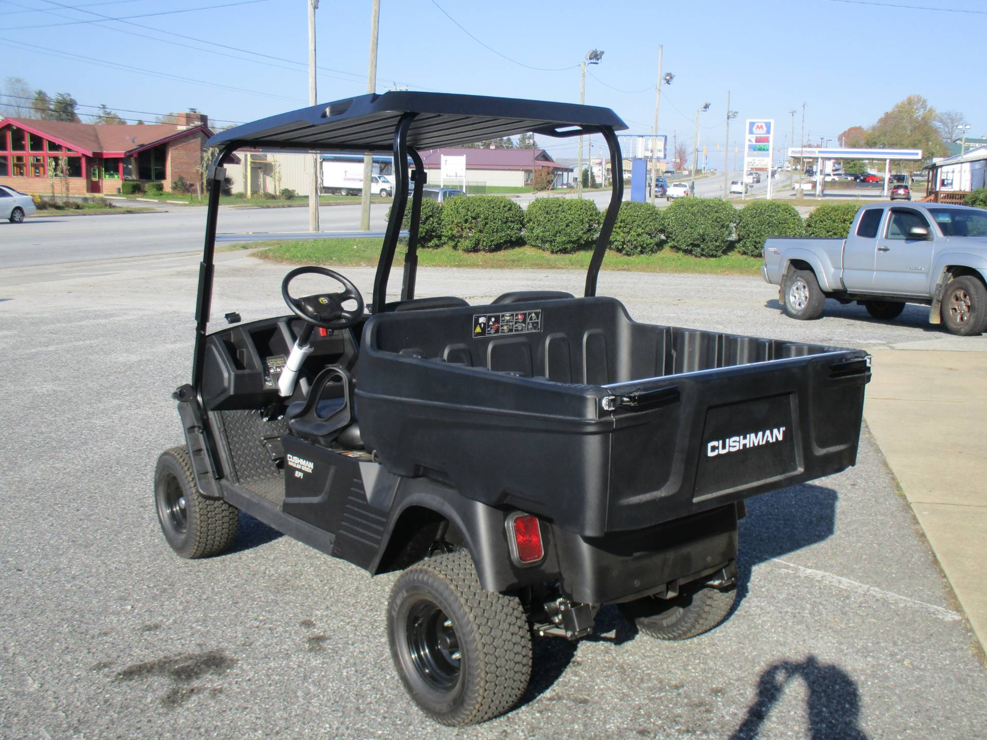 2020 Cushman Hauler 1200X Gas in Hendersonville, North Carolina - Photo 5